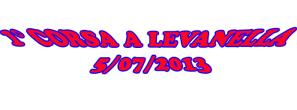 1° CORSA A LEVANELLA 5_07_2013