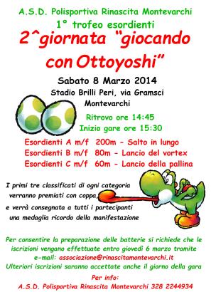 8 marzo 2014 giocando con ottoyoshi