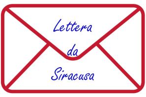 lettera da siracusa