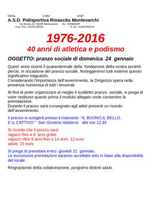 infopranzo